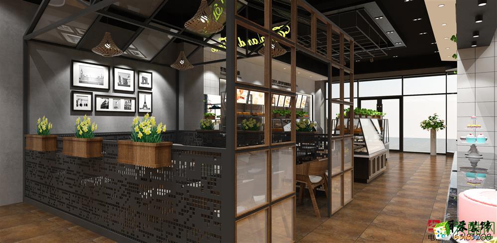 济南一家拥有漫天星河的咖啡烘焙馆!这样的装修设计我爱了!