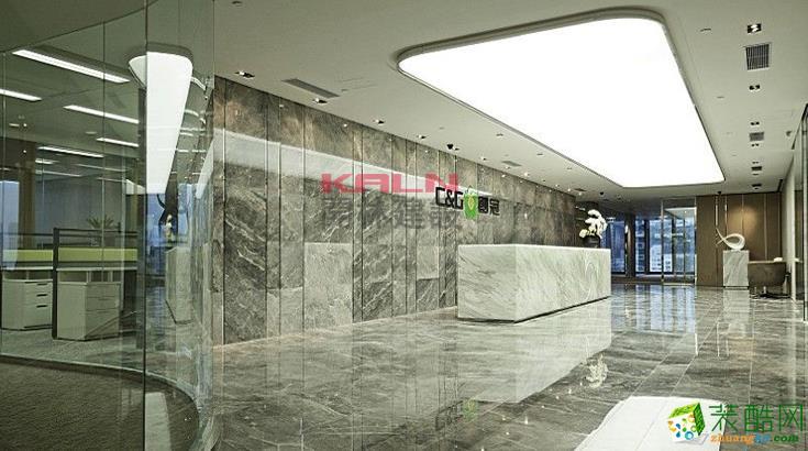 创冠集团1100平米现代装修效果图