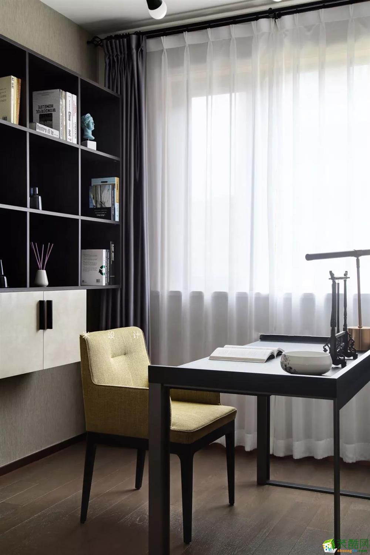 120平米两居室 精致软装