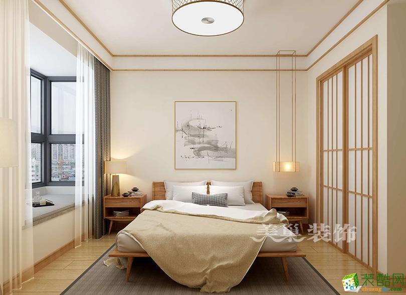 建业花园里127平方三室两厅混搭案例装修效果图
