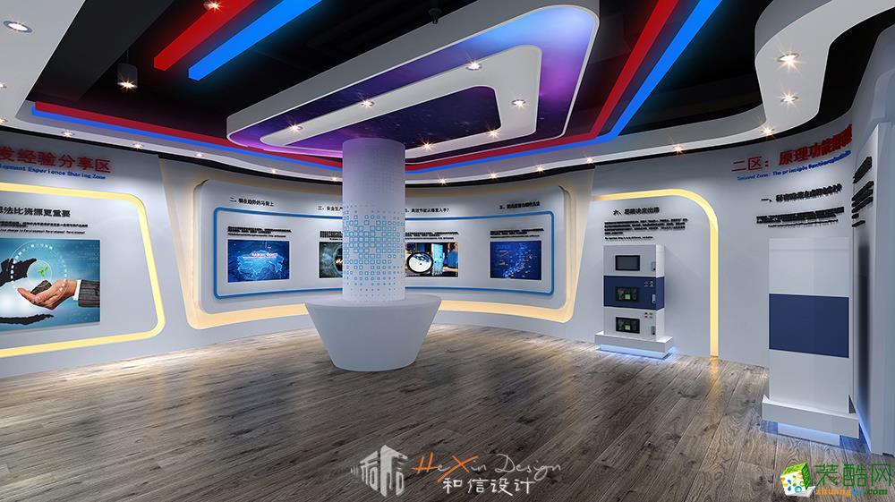 成都展厅装修设计公司-祥和电效展厅