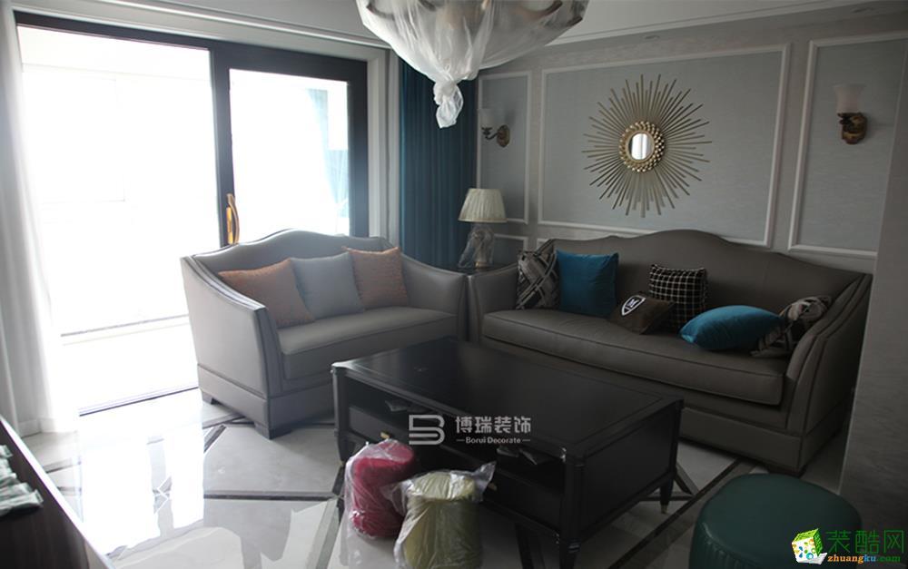 博瑞装饰-平安雅苑148方三室两厅一卫作品