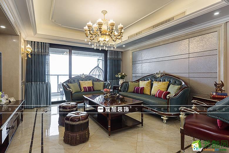 悦麒公寓||180|美式古典