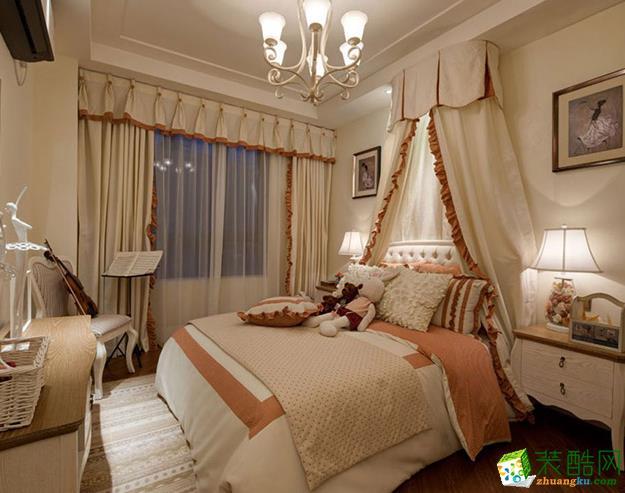 呼和浩特129平米地中海四居室装修效果图