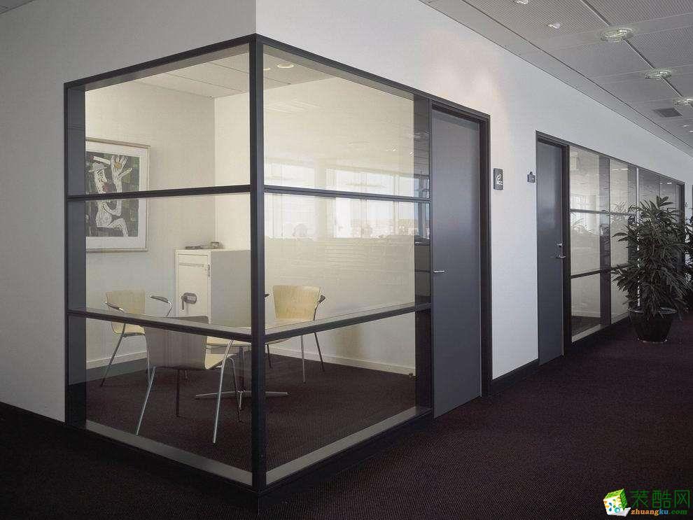 济南200平米办公室装修效果图
