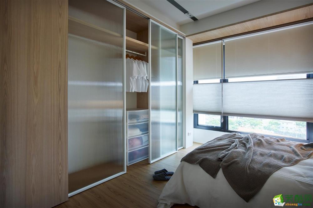 保利城160平米四室兩廳現代風格裝修效果圖_現代風格-兩室兩廳兩衛