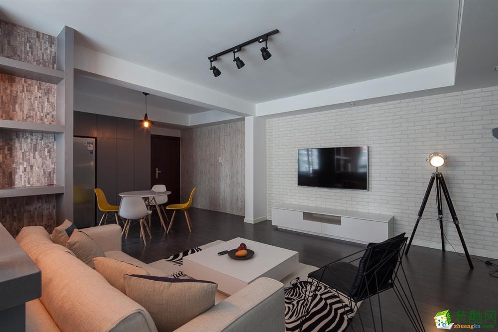 北大资源紫境东来142平米四居室装修案例图片