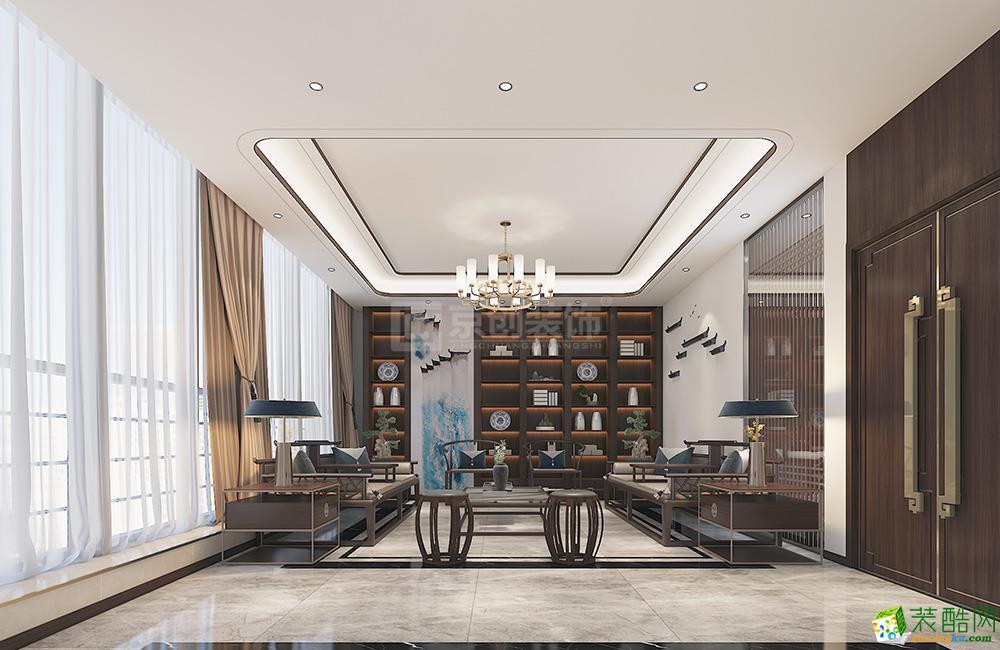 京創裝飾|現代簡約辦公室裝修設計