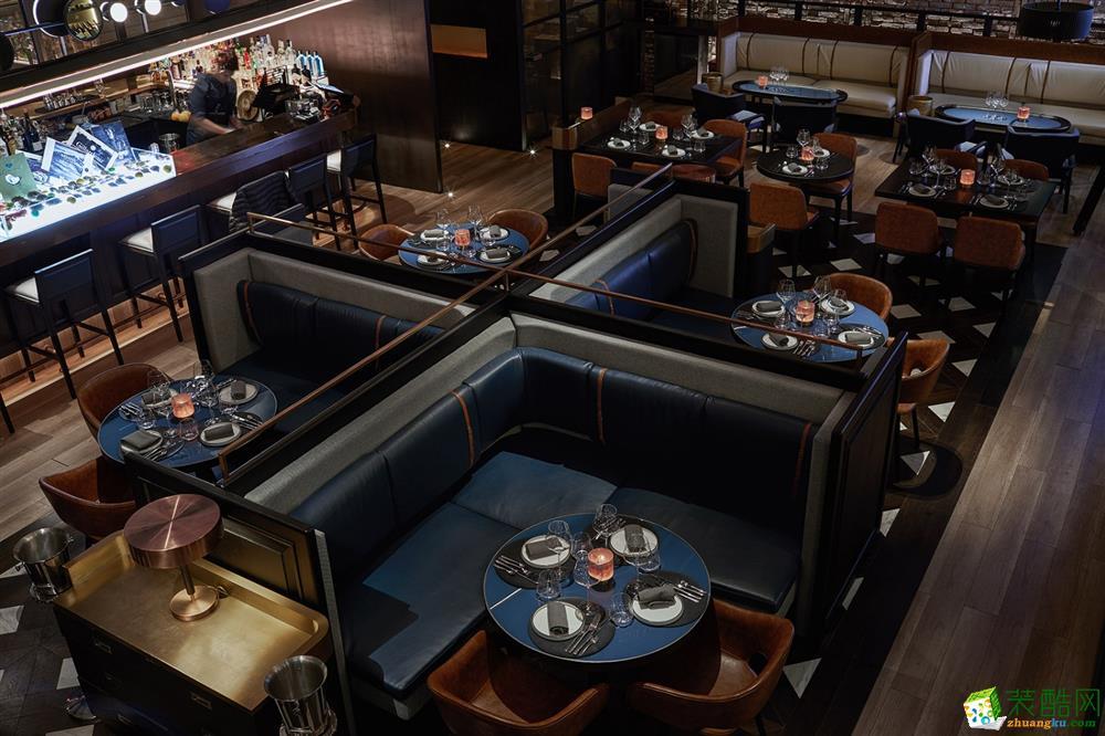 重庆600平米轻奢风格酒楼装修效果图片