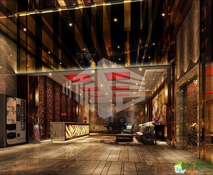 名洋酒店 成都5000平米大型酒店裝修案例圖片