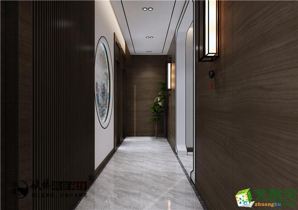 现代简中办公室装修设计|镹臻装饰|定边浩能能源
