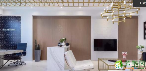 无锡品宅设计-工作室设计效果图