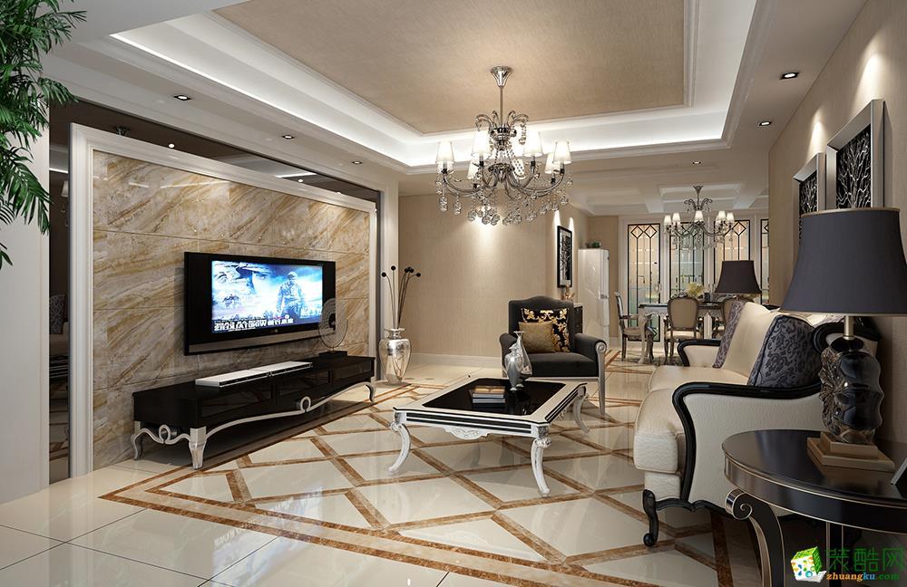 140平三室温馨的家,简欧风格装修鉴赏