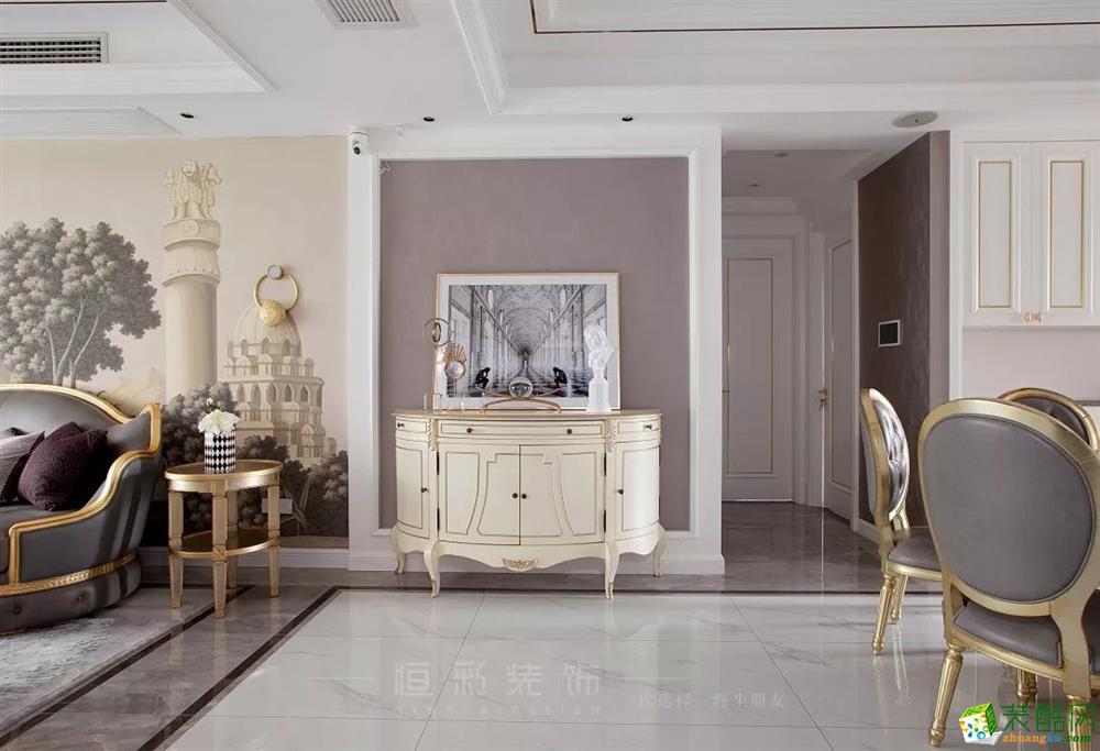 轻法式风格,给你不一样浪漫的家