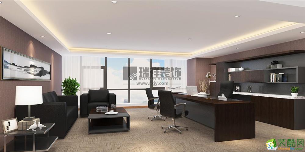 960平米现代风格办公室装修设计