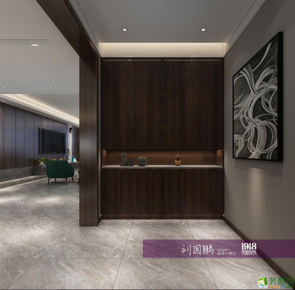 沈陽尚景新世界-186平米港式風格酒店裝修效果圖