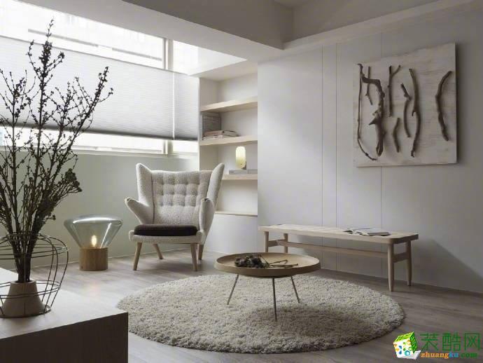 重慶120平米現代風格三居室裝修案例圖片