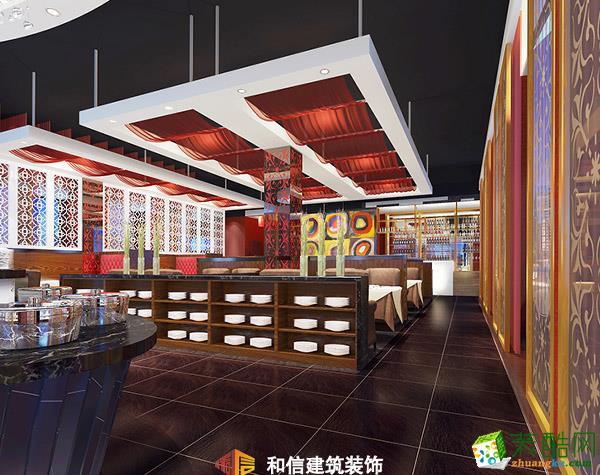 成都餐廳裝修設計公司-索菲亞西餐廳