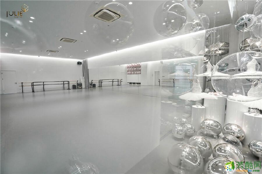 济南芭蕾舞蹈学校舞蹈教室培训班装修设计装潢施工升级改造公司