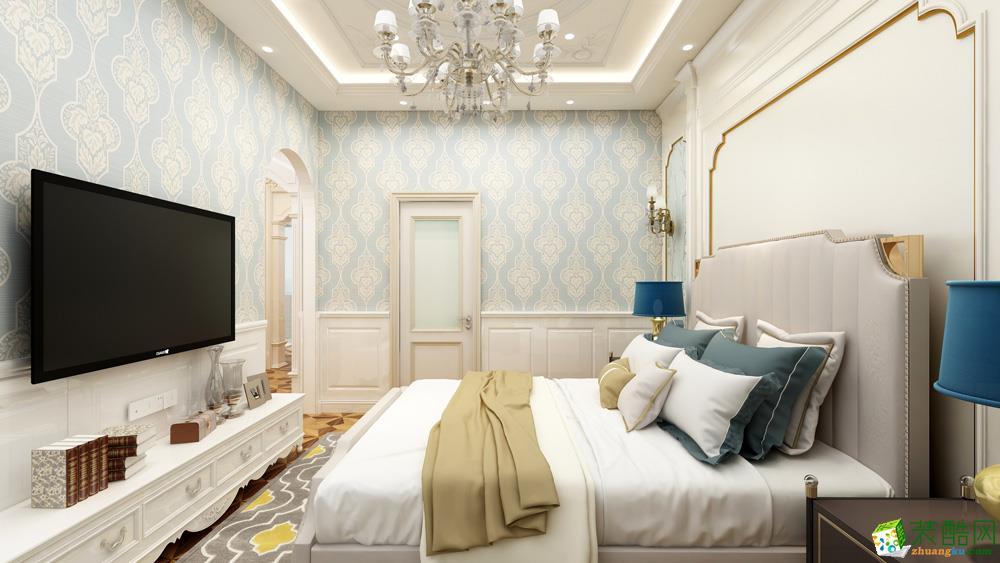 长沙79平米1室1厅1卫欧式风格效果图