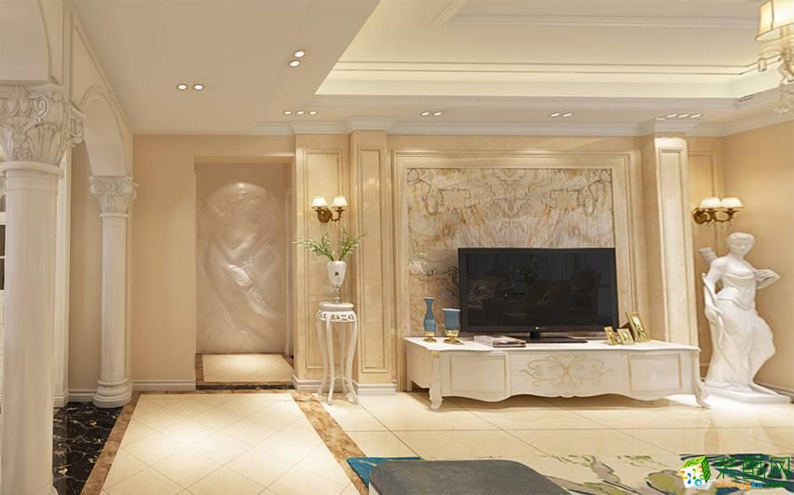 成都260平米歐式風格別墅裝修案例圖片