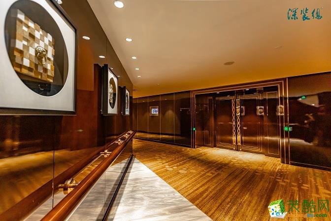 廣東省佛山市君御溫德姆酒店2000平米現代風格裝修