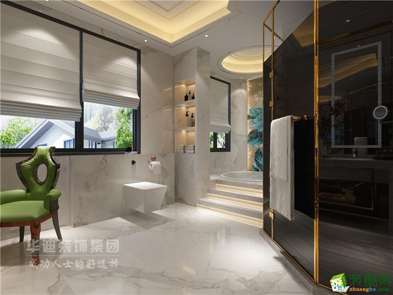 中海央墅500平米装修设计效果图