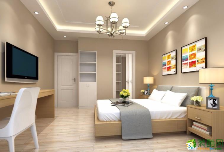 建水理想装饰-160平现代大四室装修案例效果图