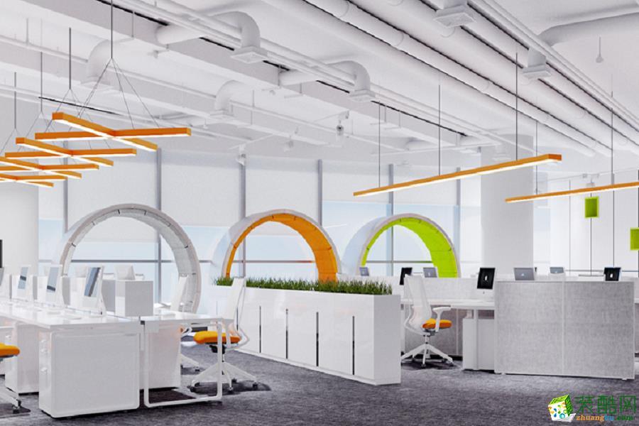 850平米办公室装修
