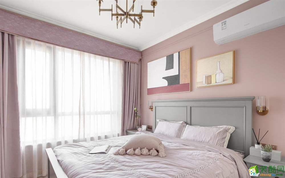 南宁88平两室两厅现代简约风格装修效果图