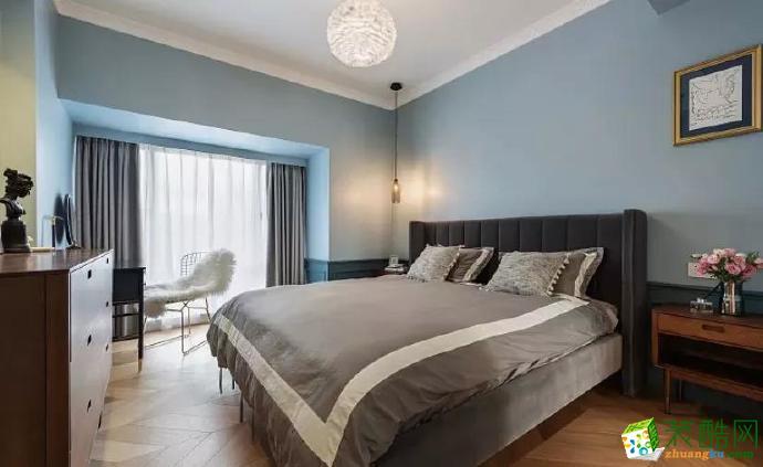 120�O法式小复古混搭三居室