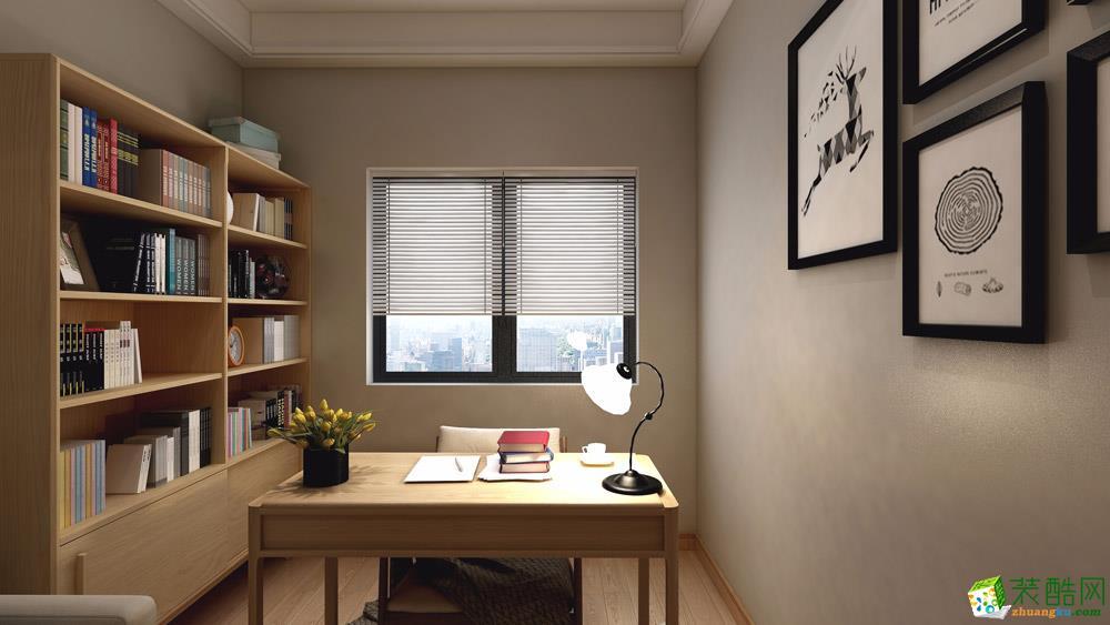 长沙83平米2室1厅1厨2卫日式风格效果图