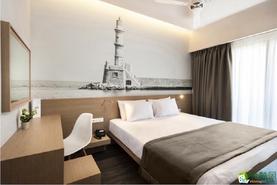 1800平都市風酒店裝修案例