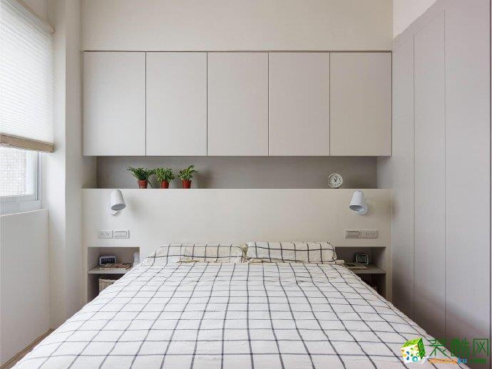 重庆100平米三室一厅日系风格装修效果图