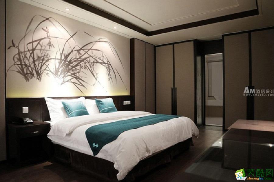 1500平米大沁園酒店裝修案例