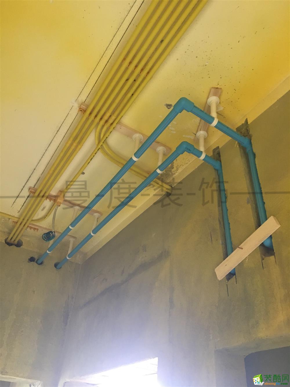 大足金科3期60平米北欧风格两室一厅装修案例