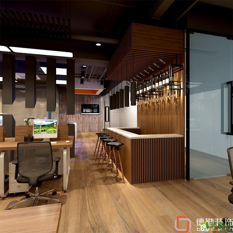 260平米zopo办公室装修案例图