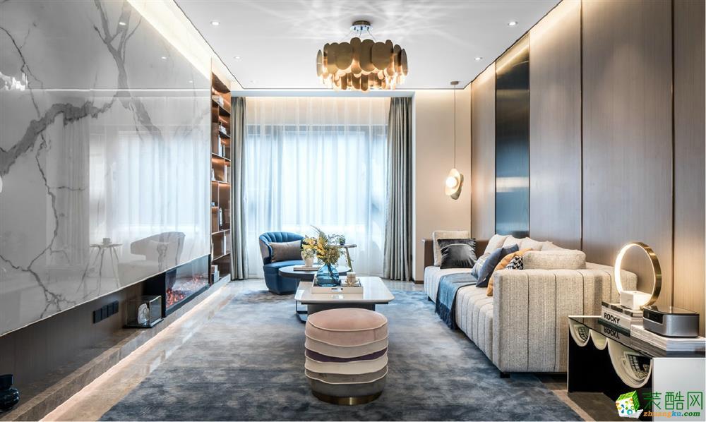 沈陽億茂禧悅風華-137平米四室兩廳兩衛裝修效果圖片