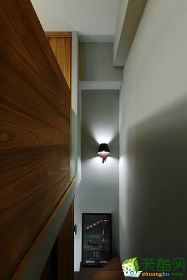 現代風格100平三居室裝修效果圖