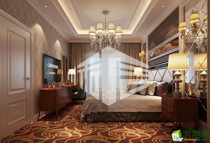 成都酒店裝修設計公司-西南財經大學住友苑