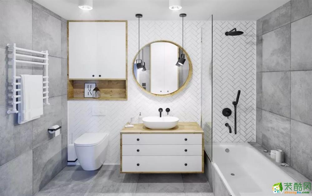 沈阳银基观澜庭-165平米四室两厅两卫装修效果图片