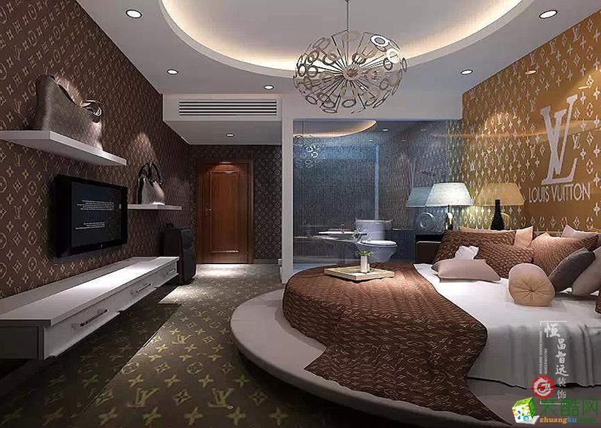 太原1500平米酒店裝修效果圖片