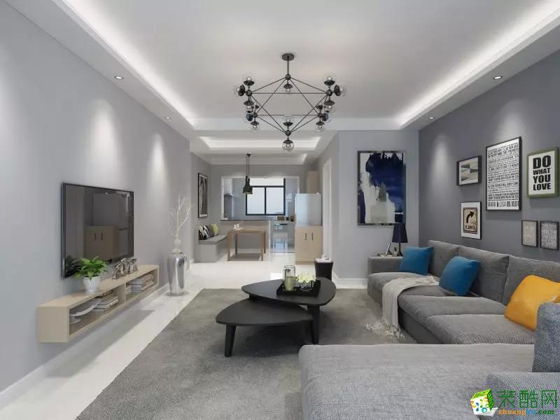乌鲁木齐180平米新中式风格四居室装修效果图