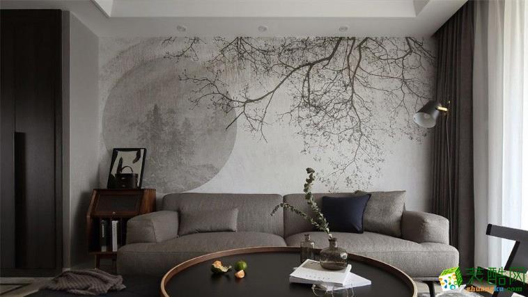 福州辰丰装饰-现代四居室130平装修效果图_现代风格-四室两厅两卫