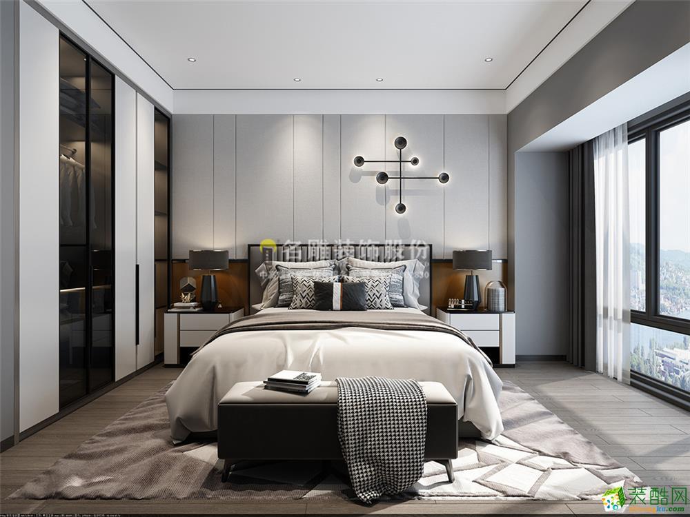 深圳佳華領匯廣場-現代風格-130平米五居室