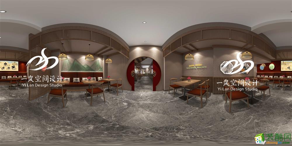 蘇式湯包門店設計案例