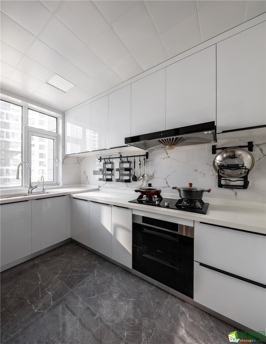 哈爾濱154方四室兩廳裝修設計案例