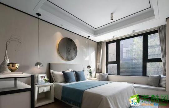 【西安峰光晟饰】中建・昆明澜庭150新中式风格