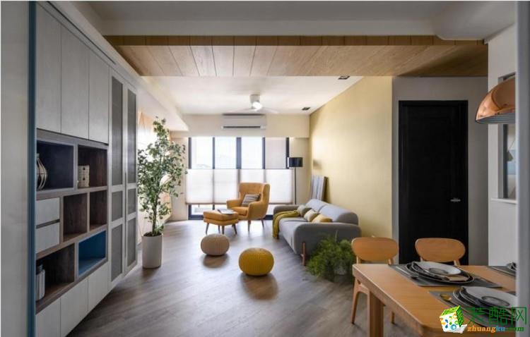 沈陽碧桂園九英里-140平米四室兩廳兩衛裝修效果圖片