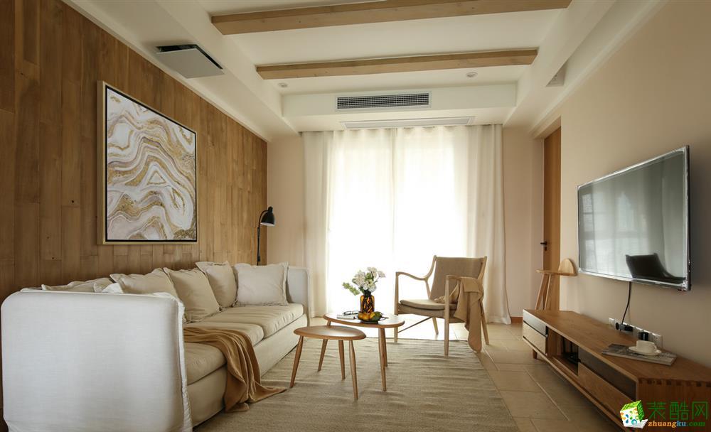 《保集澜苑》一种随意悠然,追求大自然的生活意境_日式风格-两室两厅一卫